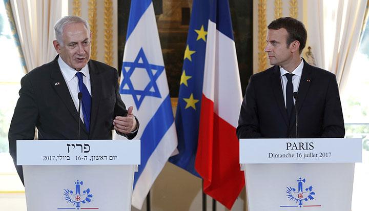 Photo of La saison France Israël 2018: L'organisation menacée d'annulation