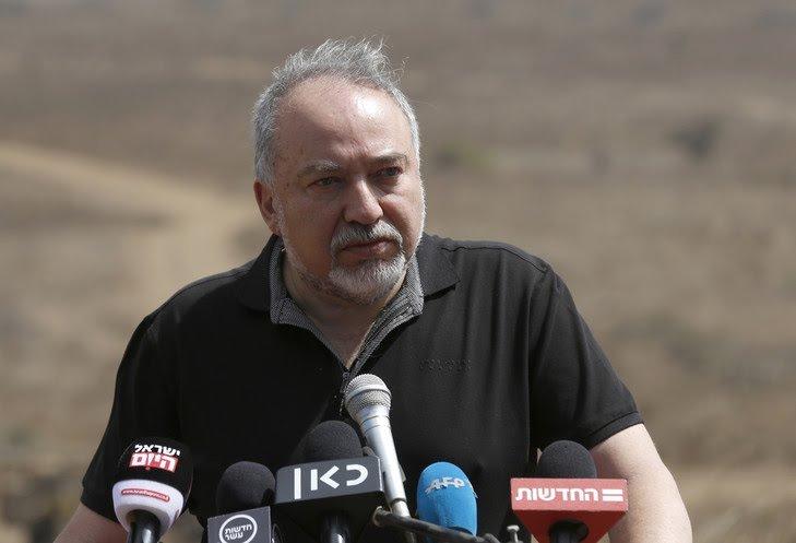 Photo of Démission de Liebermann: ministre de la défense de l'entité sioniste