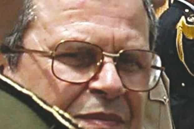 Photo of Le général Toufik absent au procès