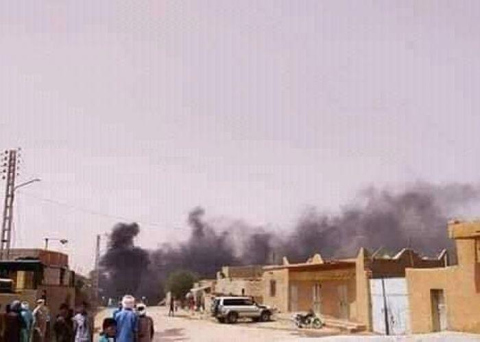 Photo of Graves incidents à la frontière Algéro-Malienne: Le Ministère de la défense précise