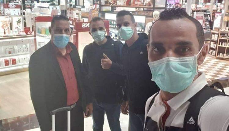 Photo of En déplacement en Egypte, deux arbitres algériens positifs à la covid 19