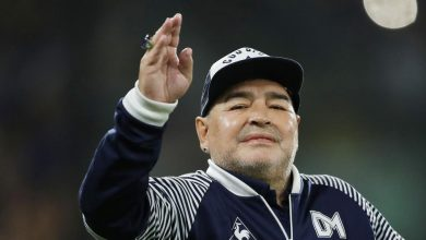 Photo of La FAF rend hommage à Maradona