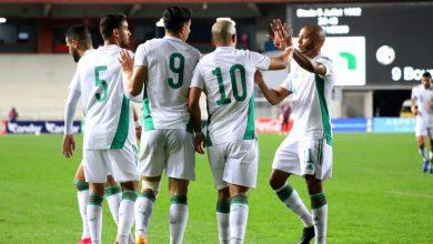 Photo of Zimbabwe 2-Algérie 2 : Les Verts toujours invincibles…