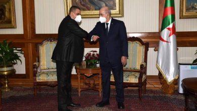 Photo of Moins de 24 heures après son retour: Le président de la République reçoit des chefs de partis politiques :