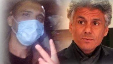 Photo of Khaled Drareni et Rachid Nekkaz, relâchés