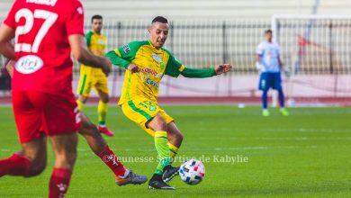 Photo of JSK: le contrat de Bounoua résilié