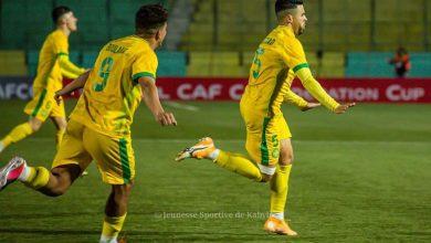 Photo of CAF: la JSK assure l'essentiel, l'ESS cale