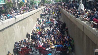 Photo of Printemps Berbère : Marches commémoratives à Tizi-Ouzou, Bejaia et Bouira