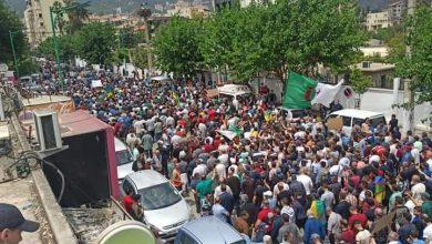 Photo of Acte 119 du Hirak:Alger quadrillée, la Kabylie reçoit du monde
