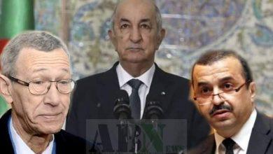 Photo of Futur Gouvernement : Belhimer et Arkab «maintenus » ?