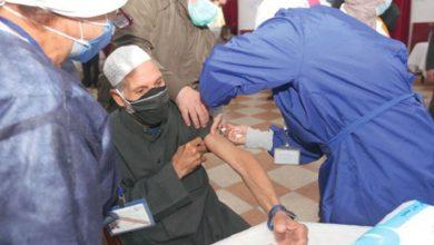 Photo of 2 eme jour de vaccination massive:  Ambiance sous les chapiteaux de Bab El Oued
