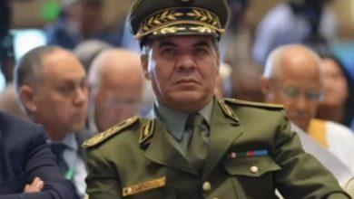 Photo of Le patron de la Gendarmerie Nationale , Noureddine Gouasmia démis de ses fonctions