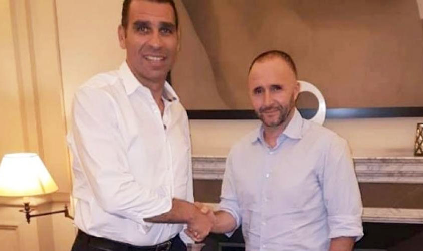 Photo of Belmadi: le choix s'imposait
