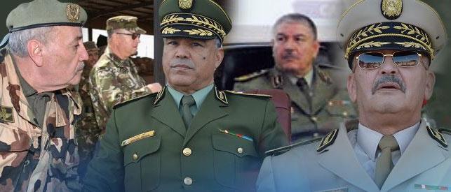 Photo of Sur instruction du président de la république: Les généraux majors emprisonnés libérés aujourd'hui