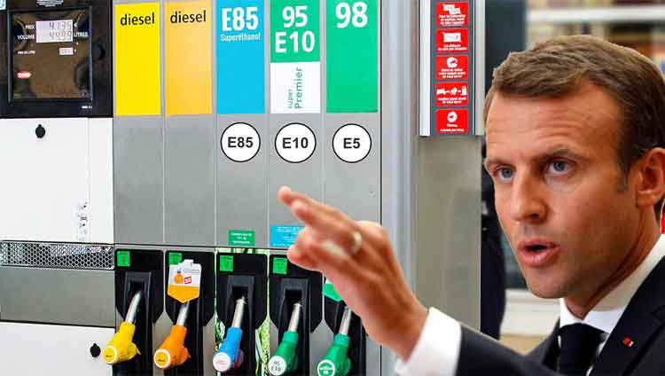 Photo of France: hausse des prix des carburants, la grogne monte!