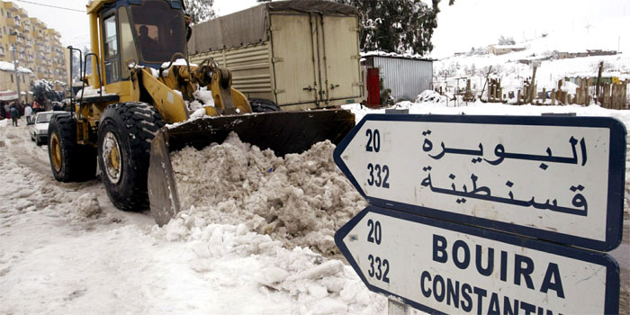 Photo of Population est livrée à elle même: À Bouira, le déluge!