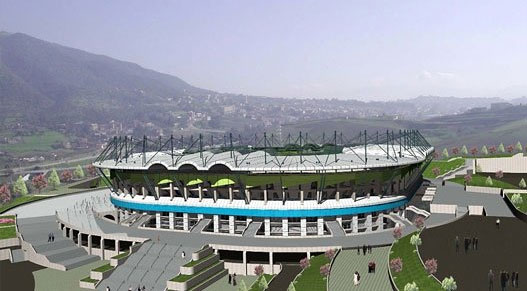 Photo of Stade de Tizi ouzou , le journal Suisse et le TAS: De belles coïncidences