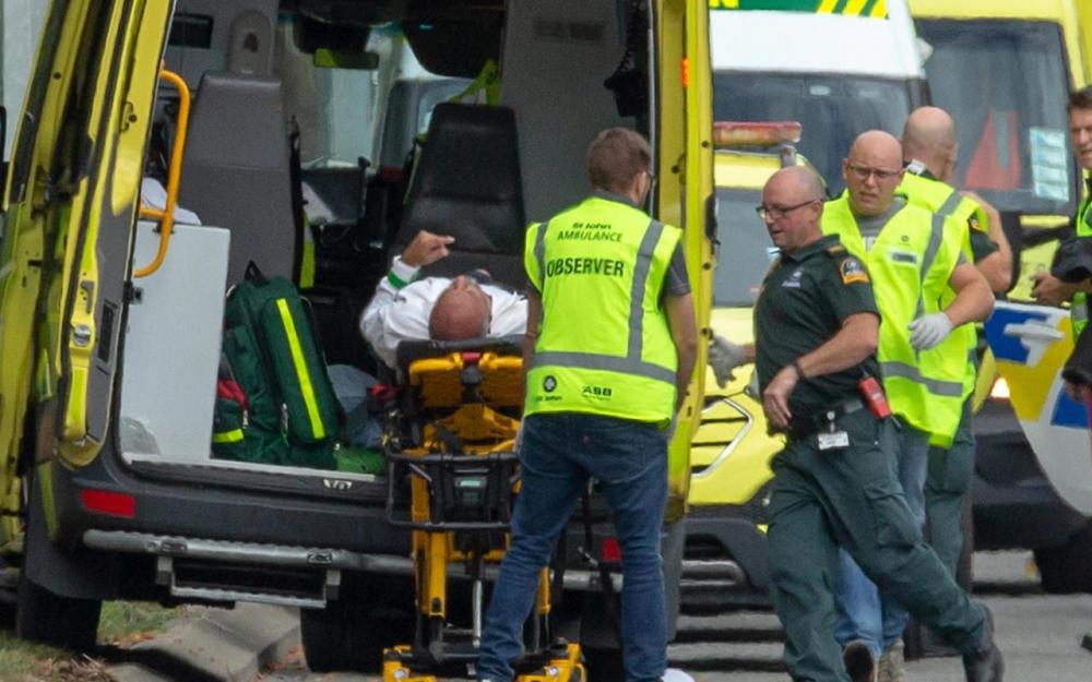 Photo of Nouvelle Zélande : Emotion, choc et hommage unanime aux musulmans !