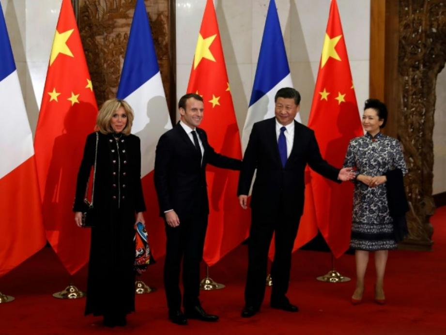 Photo of France: les dessous de cartes d'une visite chinoise !