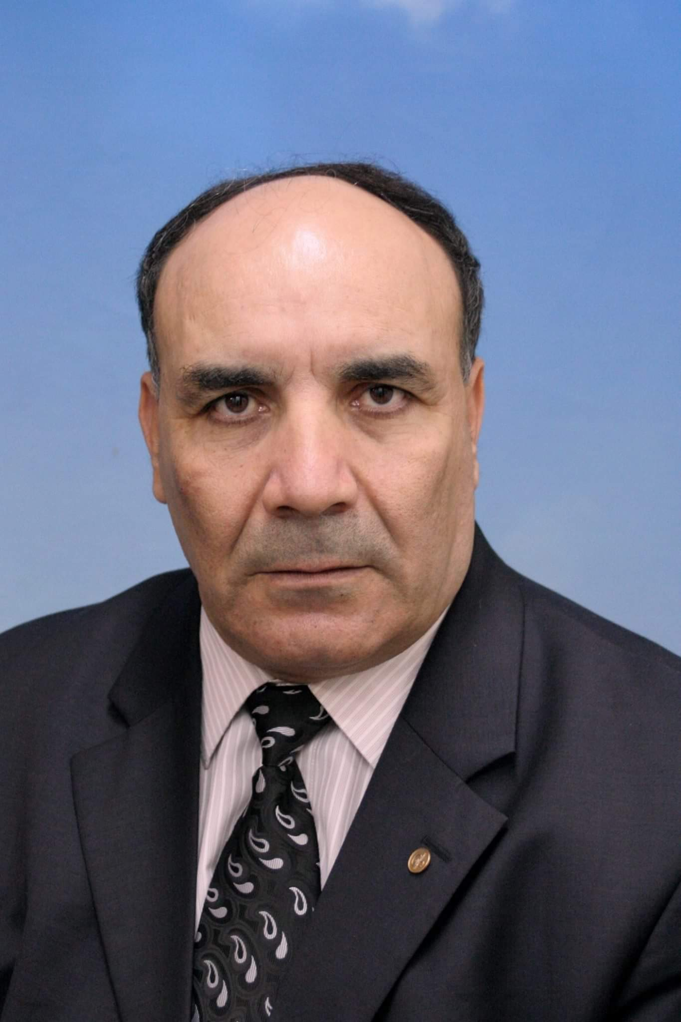 Photo of Larbi Ouanoughi, Nouveau patron de l'ANEP