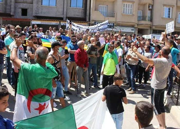 Photo of Bouira: Mandat de dépôt pour 4 manifestants