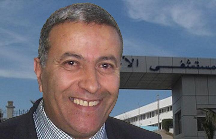 Photo of Professeur en Épidémiologie et médecine préventive, Abdelaziz Tadjeddine:
