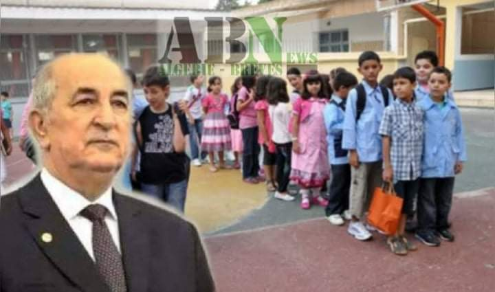 Photo of Rentrée scolaire: Tebboune confie la mission au comité scientifique