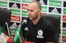 Photo of Djamel Belmadi: » je ne vais pas supplier les binationaux ».