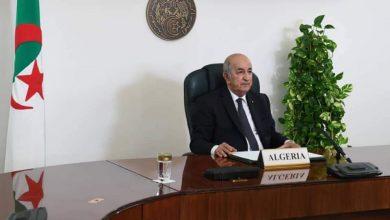 Photo of Tebboune préside ce dimanche une réunion du Conseil des ministres