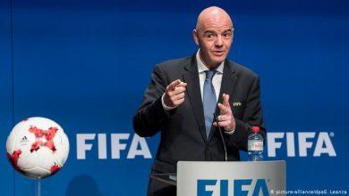 Photo of Le président de la FIFA en visite officielle en Algérie les 21 et 22 février