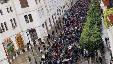 Photo of Marches dans plusieurs wilayas et interpellation de Fethi Gharès du MDS
