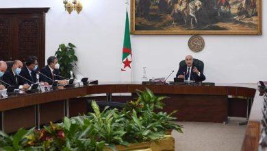 Photo of Conseil des Ministres: Tebboune ordonne la récupération de la raffinerie des huiles des Kouninef