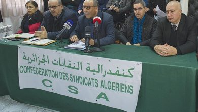 Photo of Front social : La CSA met la pression sur le gouvernement