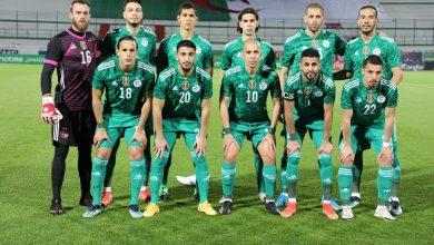 Photo of Classement FIFA: l'Algérie perd deux places!