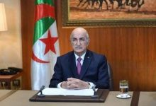 Photo of Message du Président Tebboune à l'occasion de l'Aïd El-Fitr