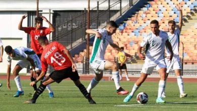 Photo of Coupe Arabe U20 : l'Algérie s'incline face à l'Egypte (1-0)